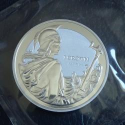Falkland Islands 1 Crown...