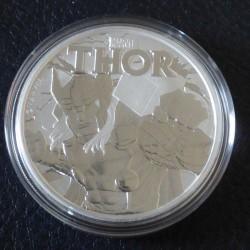 Tuvalu 1$ 2018 MARVEL Thor...