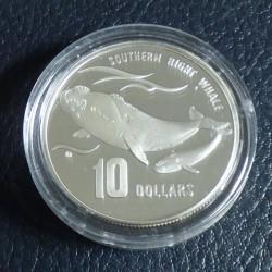 Australia 10$ Whale 1996...
