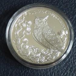 Poland 20 zloty 2005 Owl...