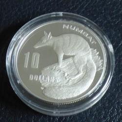 Australia 10$ Numbat 1995...
