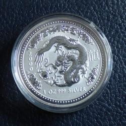 """Australia 1$ Lunar 1 """"Year..."""