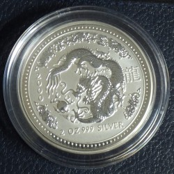 Australia 2$ Lunar 1 Year...