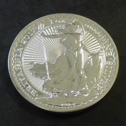 UK 2£ Britannia 2017 silver...