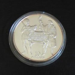 Barbados 10$ 1992 Colombus...