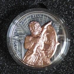 """Niue 5$ """"Olympus Gods"""" ZEUS..."""
