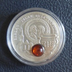 Niue 1$ 2009 Amber Route...