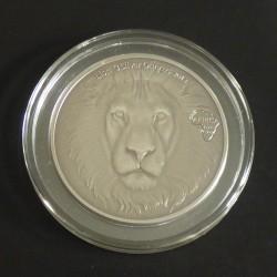 Ghana 20 Cedis 2013 LION...