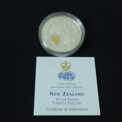 New Zealand 20$ 1997...
