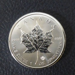 Canada 5$ Maple Leaf 2018...