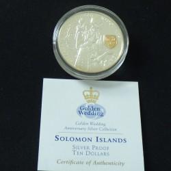 Solomon Islands 10$ 1997...