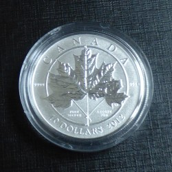Canada 10$ 2012 Maple Leaf...