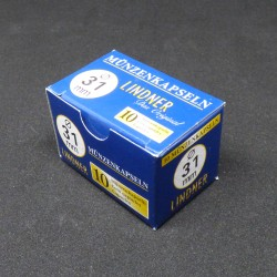 Box of 10 Capsules 31 mm...