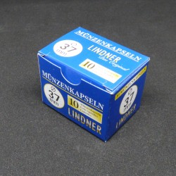 Box of 10 Capsules 37 mm...