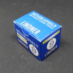 Box of 10 Capsules 33 mm...