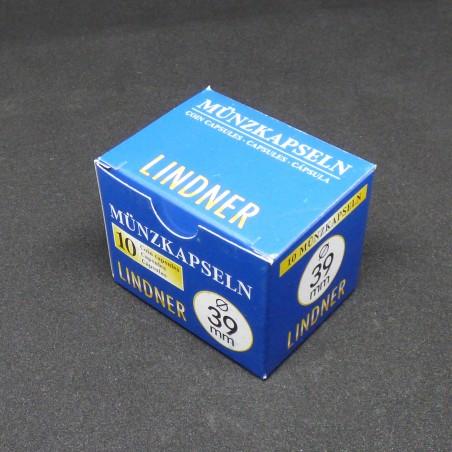 1 Capsule 39 mm LINDNER