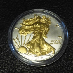 US 1$ Silver Eagle 2017 1oz...