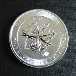 Canada 8$ Multi Leaf 2016...
