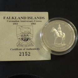 Falkland Islands 50 pence...