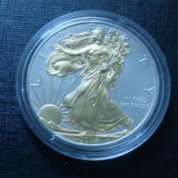 US 1$ Silver Eagle 2008...
