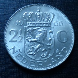 Netherlands 2.5 Gulden...