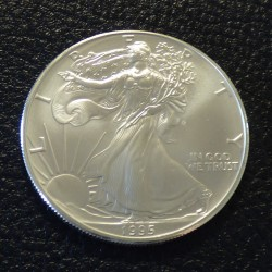 US 1$ Silver Eagle 1995 1oz...