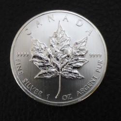 Canada 5$ Maple Leaf années...