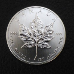 Canada 5$ Maple Leaf...