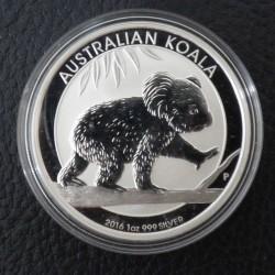 Australia 1$ Koala 2016...