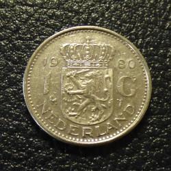 Netherlands 1 Gulden 1980...