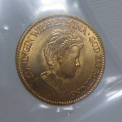 Holland 10 gulden 1913 gold...