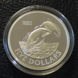 New Zealand 5$ 2002...