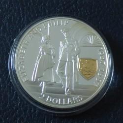 """Bermuda 2$ 1997 """"Golden..."""