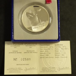 """France 1.5 euros 2003 """"Le..."""