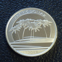 Fiji 1$ 2018 Pacific Dollar...