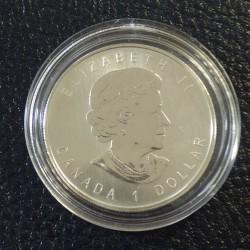 Canada 1$ 2006 Wolf silver...