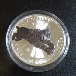 """Canada 5$ Predator """"Lynx""""..."""