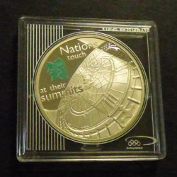 UK 5£ 2009 Big Ben PROOF...