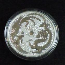 Australia 1$ Dragon &...