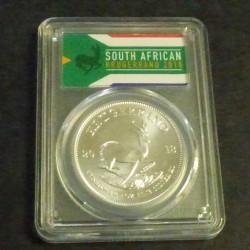 South Africa Krugerrand...