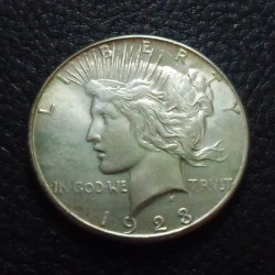 US 1$ Morgan dollar 1923-S...