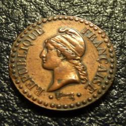 France 1 centime 1851A...