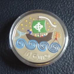 Ireland 10 euros 2011 Saint...