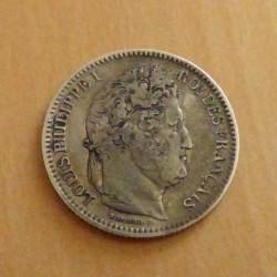 France 2 Francs 1845 BB...