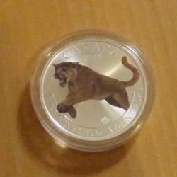 """Canada 5$ Predator """"Puma""""..."""