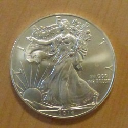US 1$ Silver Eagle 2014 1oz...