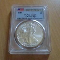 US 1$ Silver Eagle 2018...