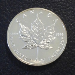 Canada Maple Leaf 1989...