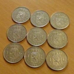 Netherlands 16* 1 Gulden...