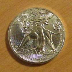 Niue 2$ 2019 Roaring Lion...
